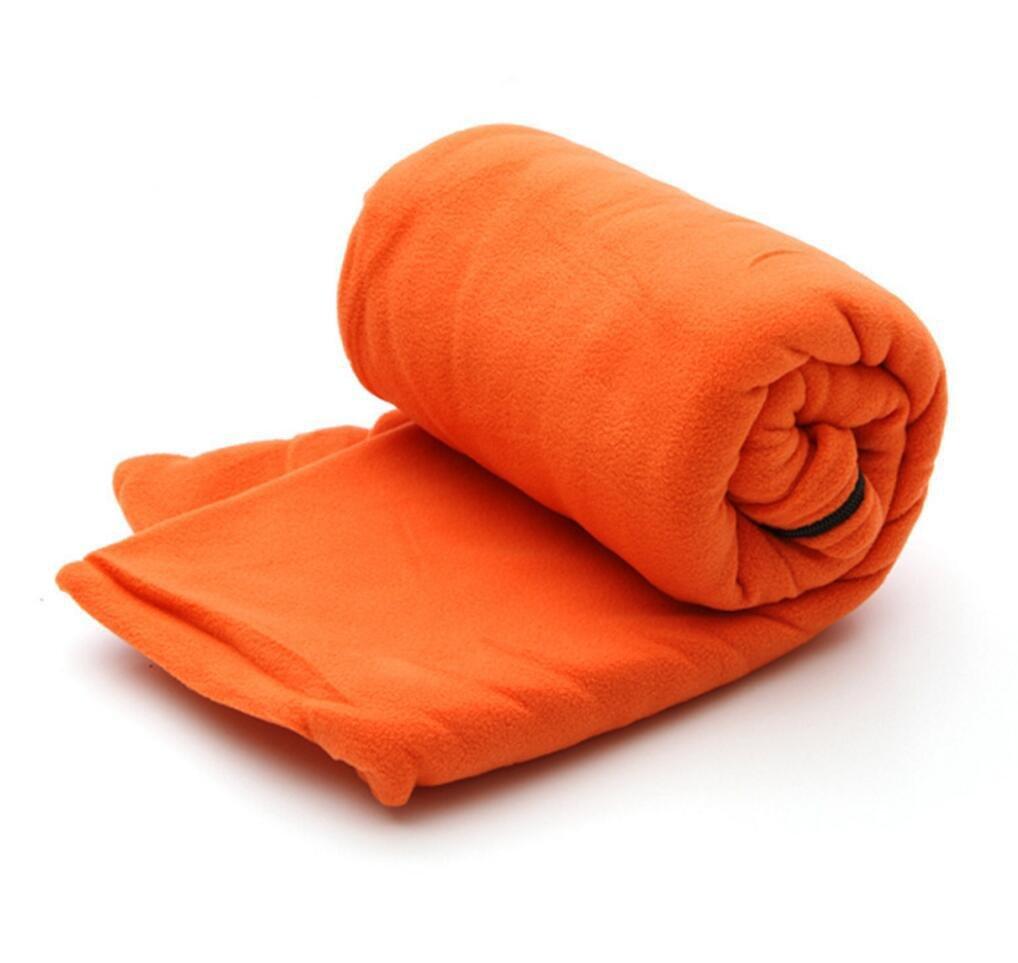 SleepingバッグSuperfineフリースできない余裕のボールアウトドアキャンプPolar Fleece Sleepingバッグ B0762NYWGS  6