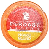 puroast coffee - Puroast Low Acid Coffee House Blend Single Serve, 2.0 Keurig Compatible, 4.87 Ounce