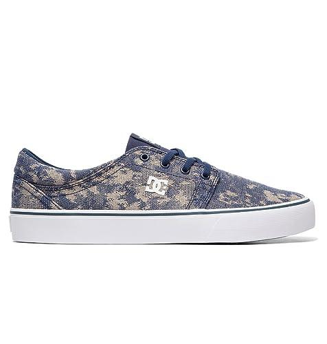 387a07a718 DC Shoes Trase TX SE - Zapatillas Bajas para Hombre  Dc  Amazon.es  Zapatos  y complementos