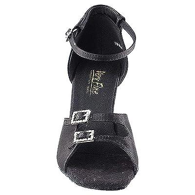 "Women's Ballroom Dance Shoes Tango Wedding Salsa Shoes 1620EB Comfortable-Very Fine 2.5""[Bundle of 5]   Ballet & Dance"