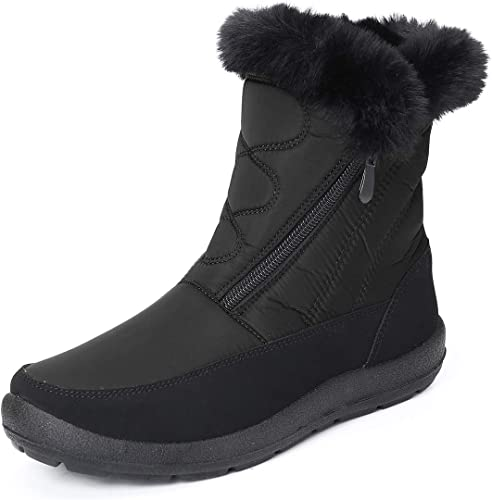 Camfosy Winter Snow Boots for Women