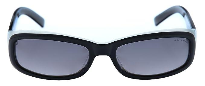 oxydo Mujer Gafas de sol Negro/wieß Glaze de fmq de Le ...