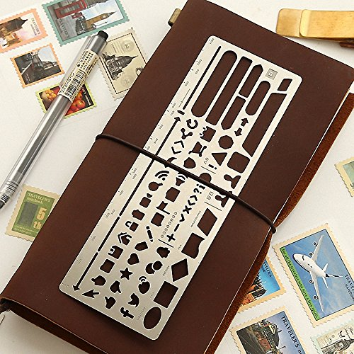 joytong web ui template drawing planner stainless steel stencil size 716244