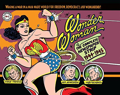 Wonder Woman: The Complete Newspaper Comics
