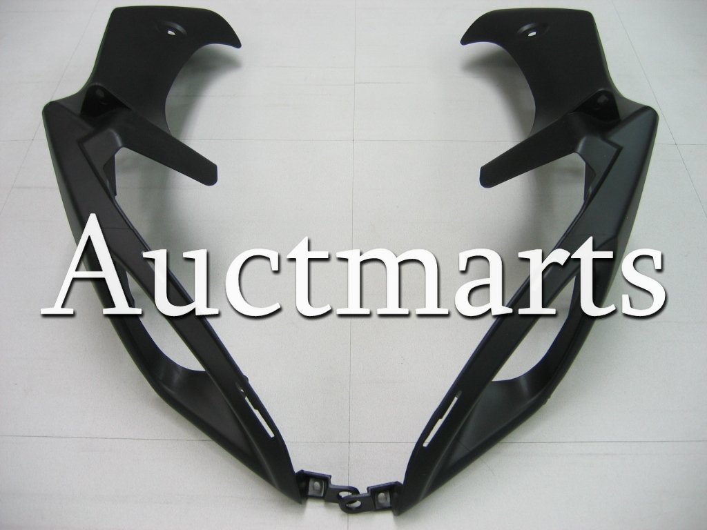 Auctmarts Injection Fairing Kit ABS Plastics Bodywork with FREE Bolt Kit for Suzuki GSXR1000 GSX-R 1000 K5 2005 2006 White Red Jordan P//N:2e25