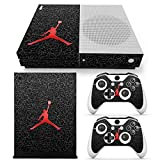 Cheap FriendlyTomato Xbox One S Console and Wireless Controller Skin Set – Basketball NBA – XboxOne S Vinyl
