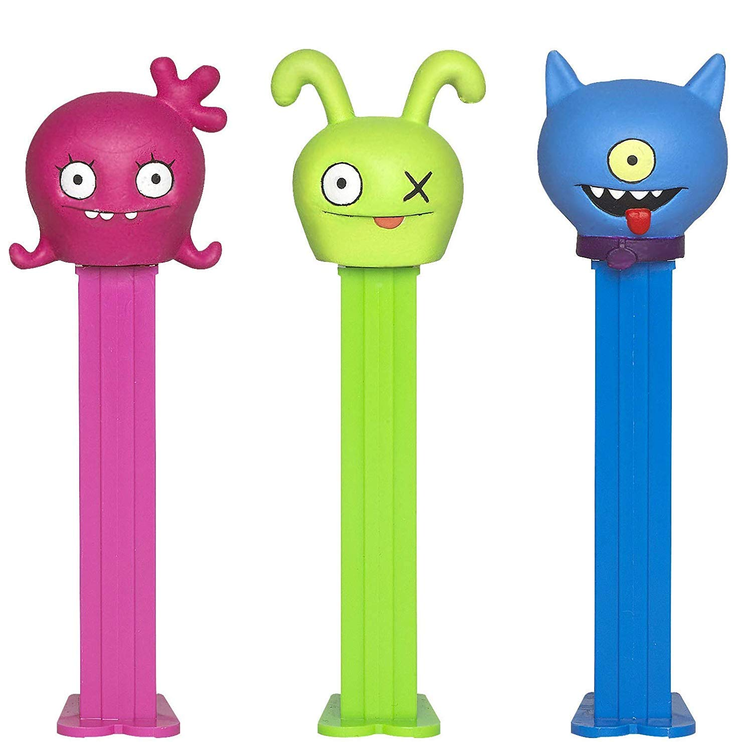 PEZ Ugly Dolls Series Choose Character and Condition from Pull Down Menu