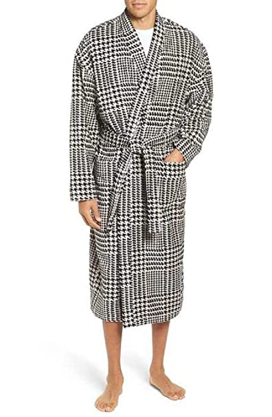 Majestic International Men s Holiday Traditions Terry Velour Shawl Robe 0f946a70f