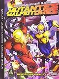 capa de Mutantes & Malfeitores