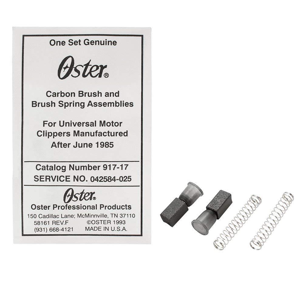 Oster Part: Motor Brush Set 76 After June 1985