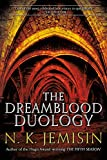 Book cover from The Dreamblood Duology by N. K. Jemisin