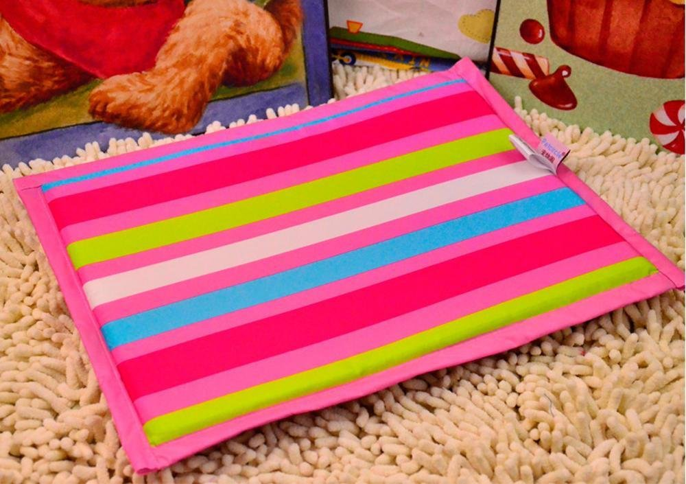 A 7050cm A 7050cm Dixinla Pet Bed Puppy Mat Pet Double-Sided mat mat Summer Cooling Breathable mat