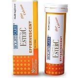 HolistiCare Ester C Effervescent Tablets, Orange, 10ct