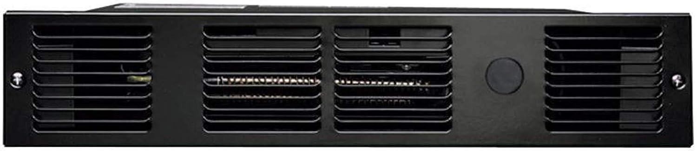 Cadet UC102B Perfectoe 1000-Watt 240V toekick heater, black