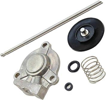 Autu Parts FCR MX FCRMX Accelerator Pump Diaphragm Rebuild Kit for Keihin Carburetor for Honda CRF450R CRF450X Z155 2003 2004 2005 2006 2007 Repair Replacement Kit(Fits:WR250F