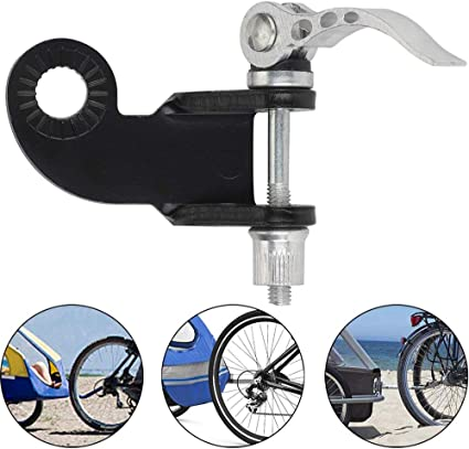 Bike Bicycle Trailer Coupler Attachment Angled Elbow for Instep /& Schwinn Bike Trailers
