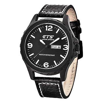 Relojes para hombre, reloj de cuarzo ICHQ para hombre, reloj