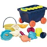 B. Toys Wavy Wagon Beach Set