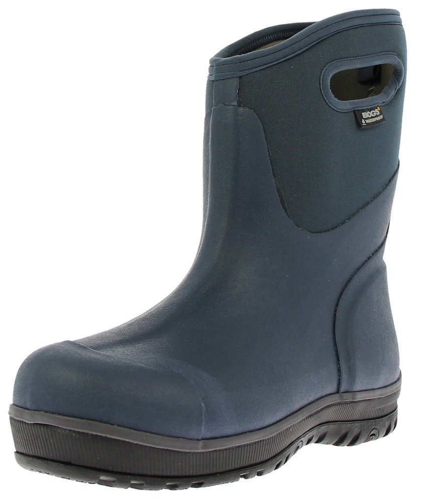 Bogs Men's Classic Ultra Mid Insulated Waterproof Winter Snow Boot Classic Ultra Mid-M