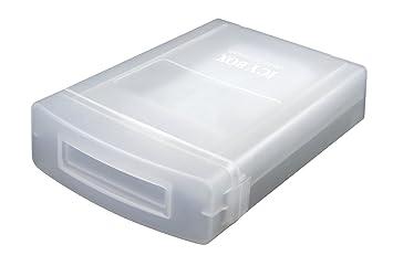 RaidSonic Icy Box IB-AC602A Carcasa Protectora para Disco Duro (8,9 cm (3,5 Pulgadas), SATA)
