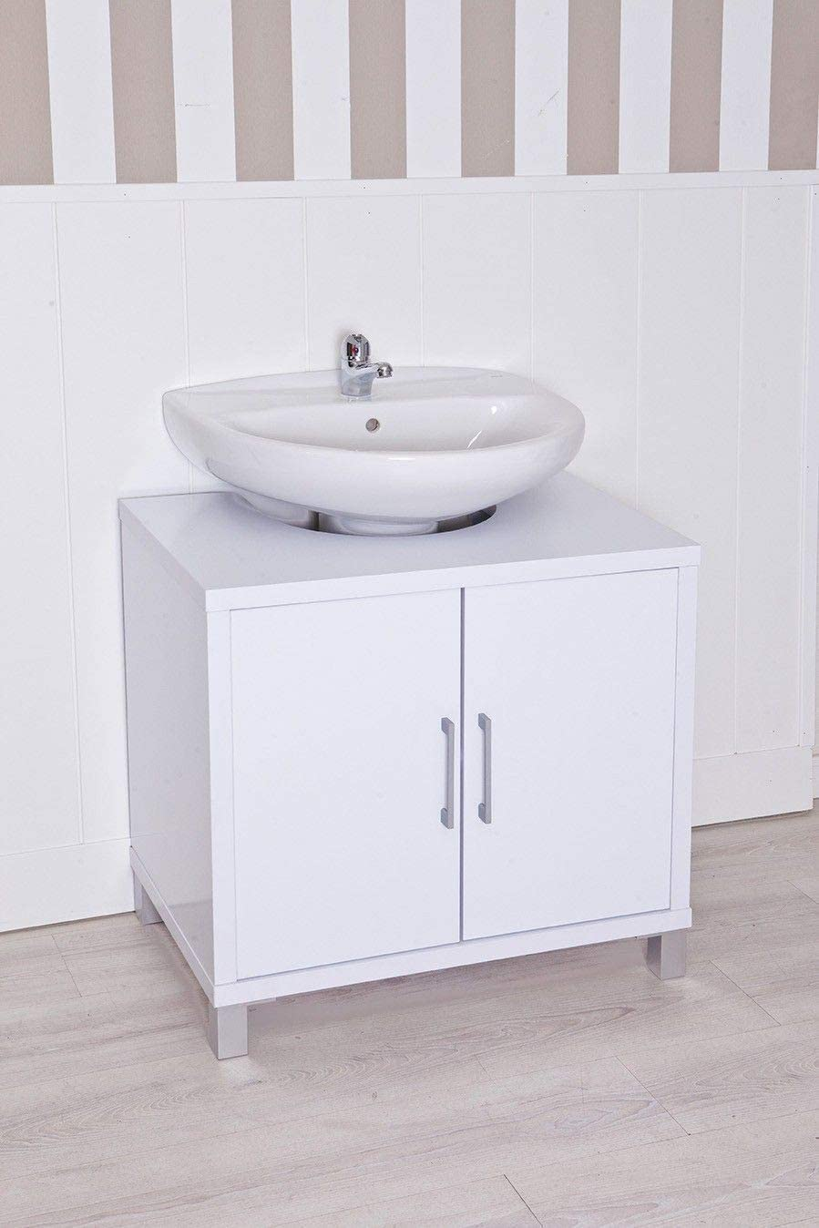 TOP KIT   Mueble Bajo Lavabo Gala 8915-70 x 67 x 45   Blanco