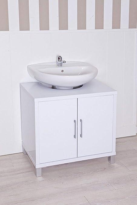 Oferta amazon: INTRADISA Mueble Bajo Baño Gala 8915 Blanco