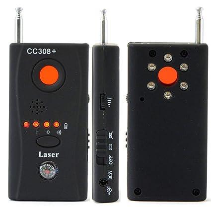 CC308+ Detector de señal RF inalámbrica de frecuencia Completa Anti-espía con Detector de Insectos