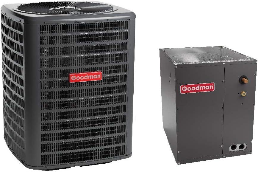 Amazon Com Goodman 2 Ton 13 Seer Air Conditioner Gsx130241 Coil
