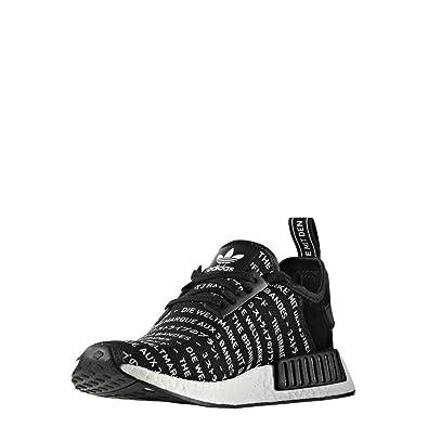 22a4d4b8485 adidas NMD R1  Three Stripes  - S76519 - Size 8 Black