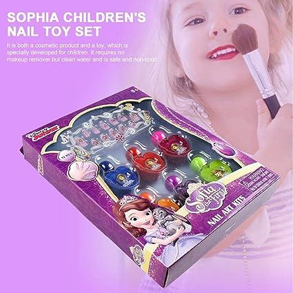 Manicura Juguetes De Sophia Para NiñosCon Juego Disney 34RAj5L
