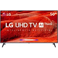 "TV LG 50"" LED 50UM751C Ultra HD 4K SMART PRO"