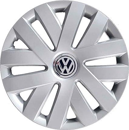 1 x tapacubos 8976 de 15 pulgadas para rueda del Volkswagen Polo ...