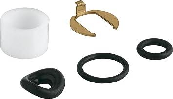 Grohe 46090000 America O Ring Set Starlight Chrome Faucet Trim Kits Amazon Com