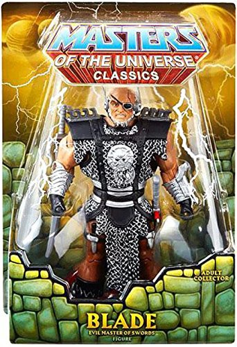He Masters Motu Man - He-Man Masters of The Universe Classics Exclusive Action Figure Blade