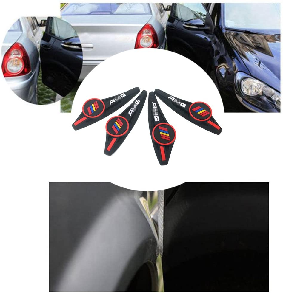 Protectores de la protecci/ón del borde de la puerta lateral del coche de la de Pegatina de