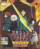 WORLD TRIGGER - COMPLETE TV SERIES DVD BOX SET ( 1-50 EPISODES )