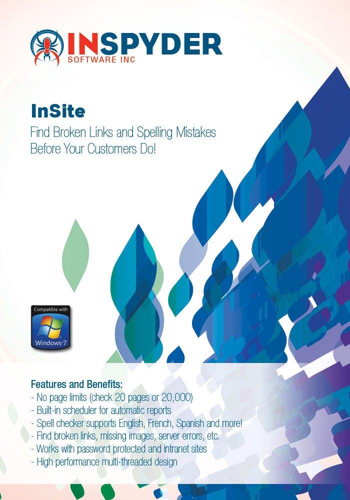 Inspyder InSite [Download] by Inspyder Software Inc.