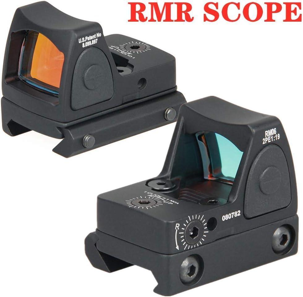 Laecabv RMR Red Dot Sight Tactical