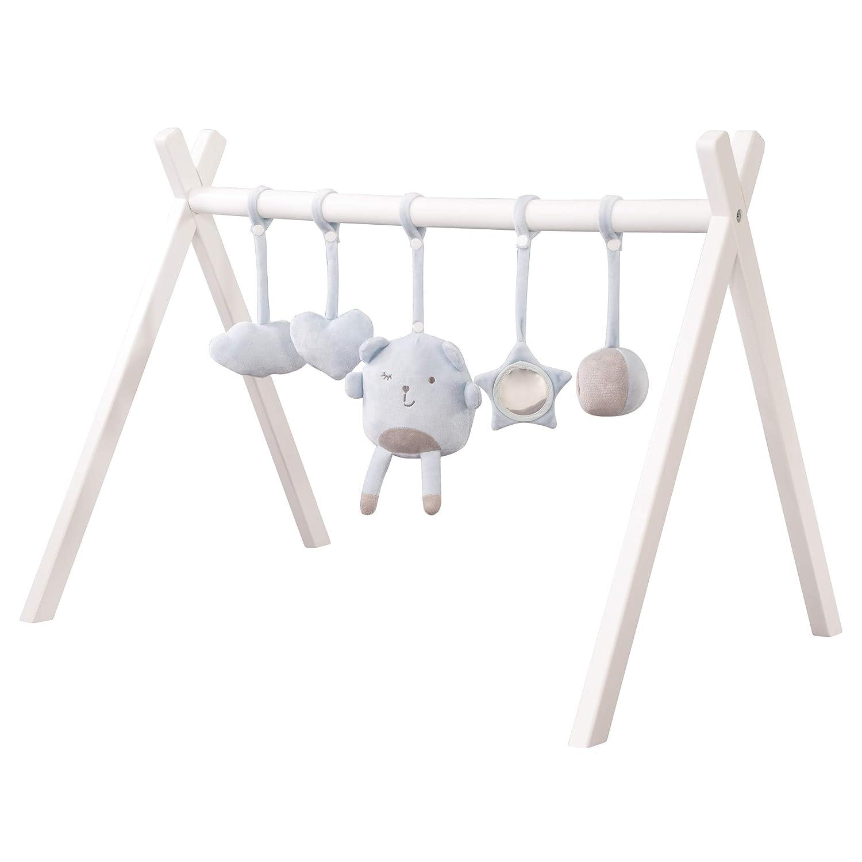 und Montesori-Babygym 5 Spielfiguren zum Anhängen an Spiel roba Spielset Lil Cuties Benny