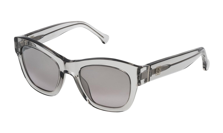 Loewe SLW969M516S8X Gafas de Sol, SH.Transp.Grey, 51 para ...