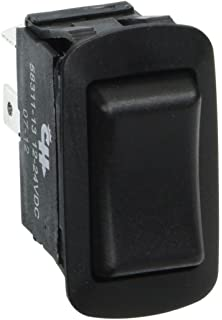 On-Off-M.On L.E.D Cole Hersee 58332-25-BP DPDT Rocker Switch