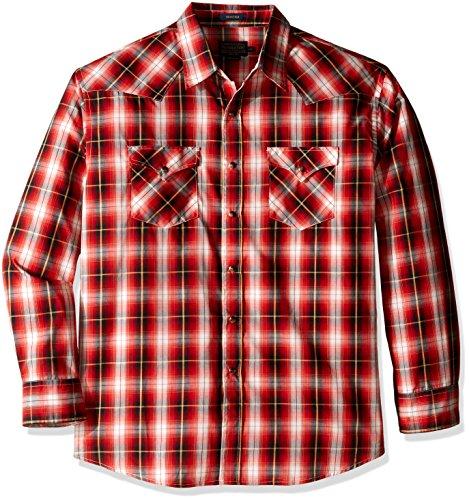 Pendleton Men's Long Sleeve Frontier Shirt
