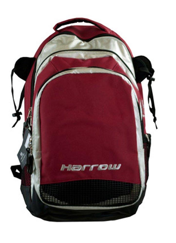 Harrow Elite Backpack, Maroon/Silver