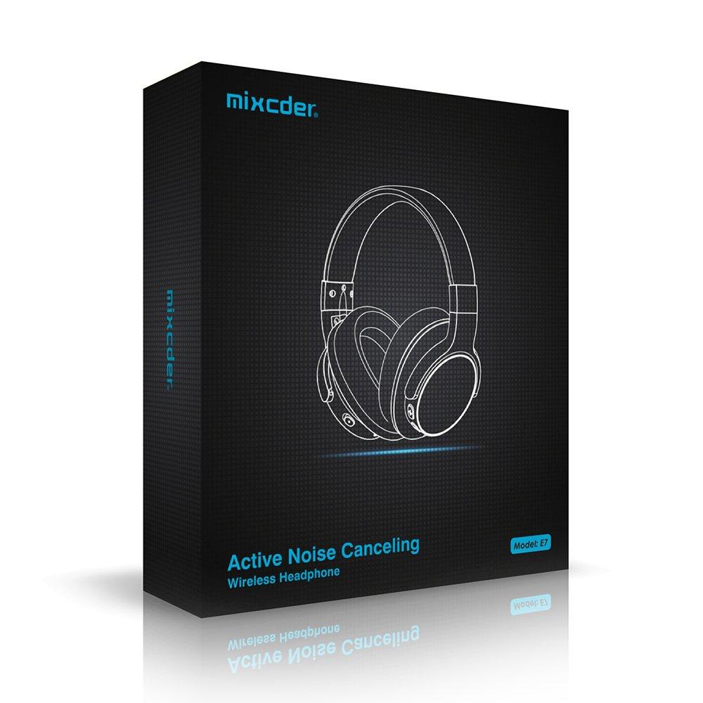 Mixcder E7 Noise Cancelling Bluetooth Kopfhörer: Amazon.de: Elektronik