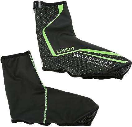 Outdoor Cycling Shoe Covers Bicycle Bike Overshoe Waterproof Rain Toe Protector