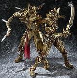 Garo GARO ~ ~ the illuminate who darkness Makai moveable flame blade Knight Zen & heaven bow knight Guy gold Ver. Set