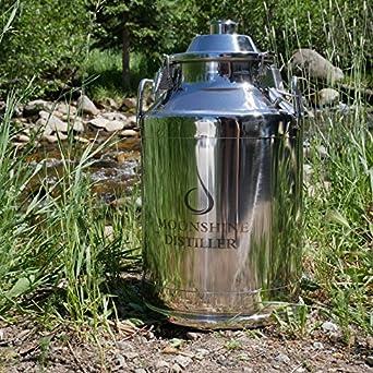 Amazon.com: Moonshine Distiller. Caldera destiladora de ...