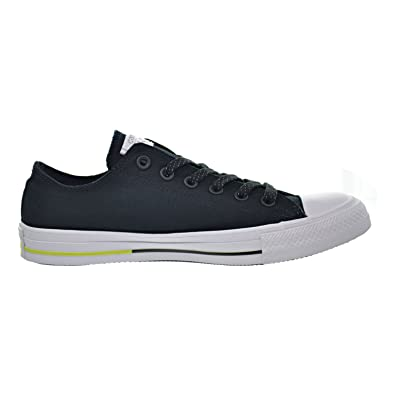 e40a05c39a2f Converse Chuck Taylor All Star OX Unisex Shoes Black White Volt 153798f (7.5
