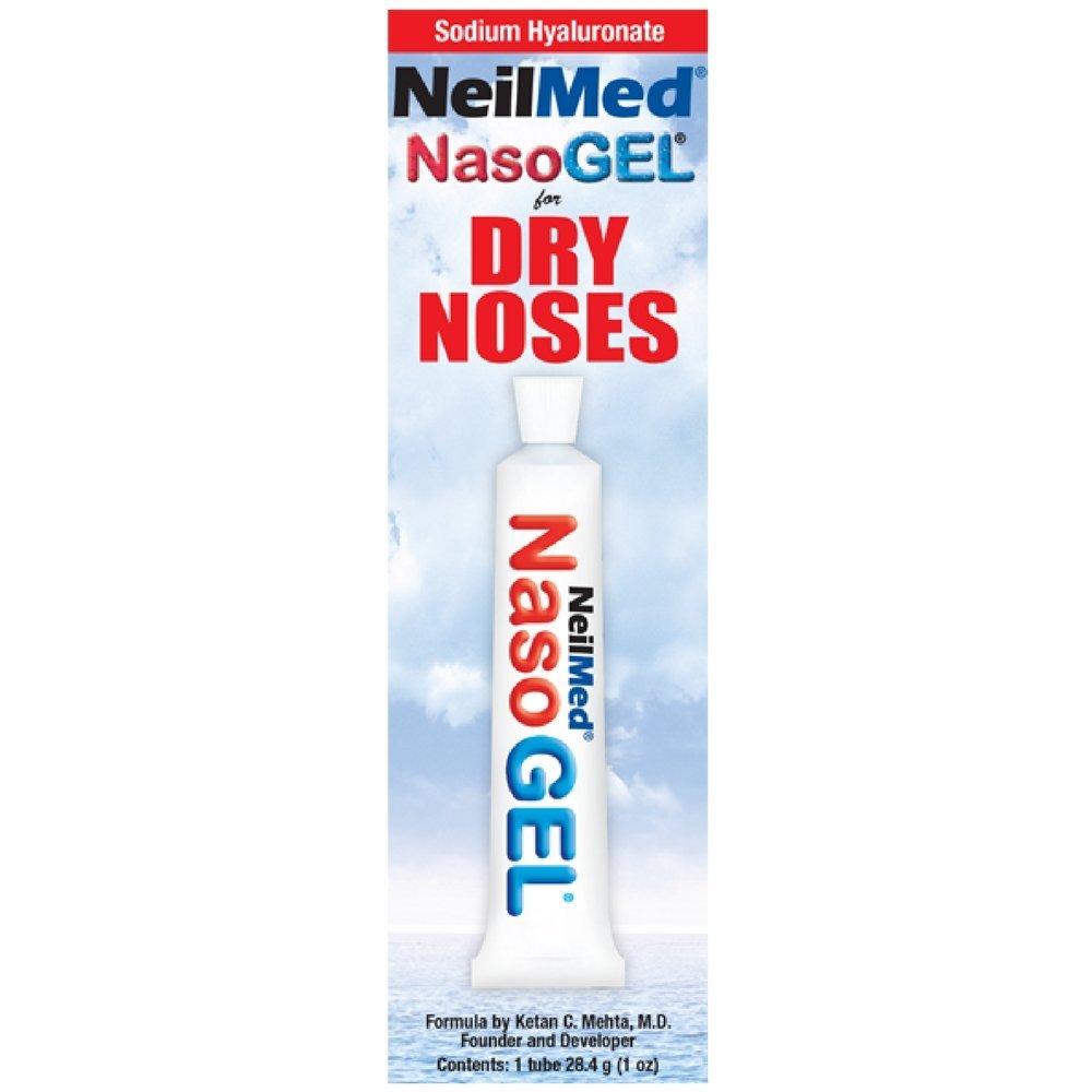 Neilmed Nasogel for Dry Noses 1 Oz (Pack of 48) by NeilMed