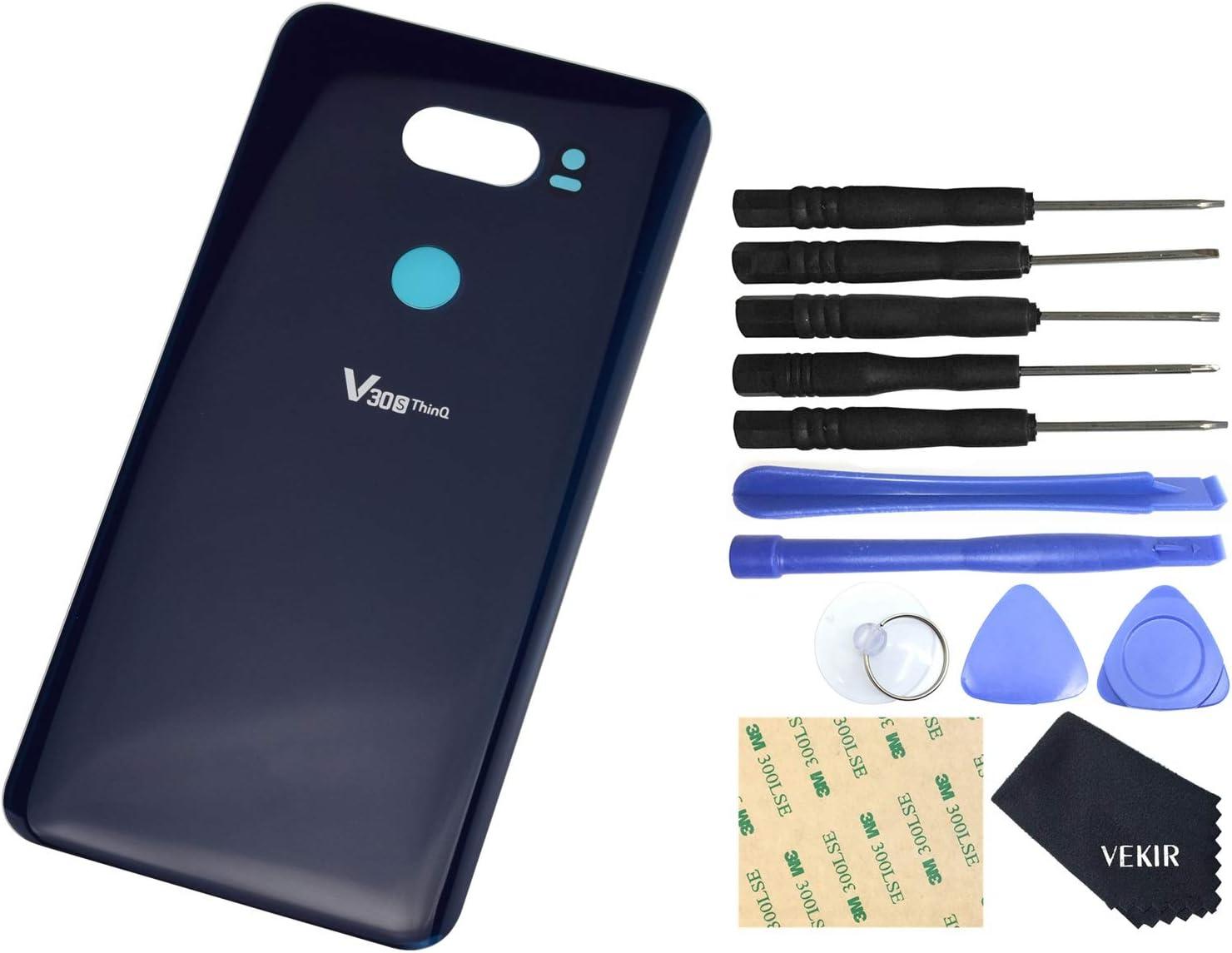Vidrio Trasera C/adhesivo LG V30S ThinQ V30S+ ThinQ V30S
